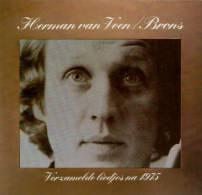 * LP *  HERMAN VAN VEEN - BRONS (Holland 1980) - Vinyl-Schallplatten