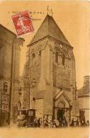 Indre-et-Loire : Nov12 474: Manthelan  -  Eglise - France