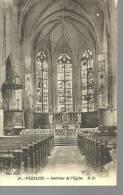 VEZELISE......intérieur De L´église........14 X 9 - Eglises Et Cathédrales