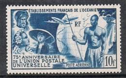 OCEANIE AERIEN N°29 N* - Oceania (1892-1958)