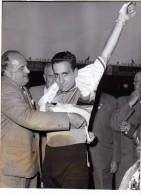 CYCLISME Roger Riviere Championnat Du Monde De Poursuite 1958 - Cycling