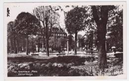 (RECTO / VERSO) GRENOBLE EN 1953 - N° 50 - PLACE VICTOR HUGO - Grenoble
