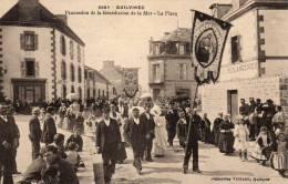 /29/ GUILVINEC PROCESSION DE LA BENEDICTION DE LA MER - Guilvinec