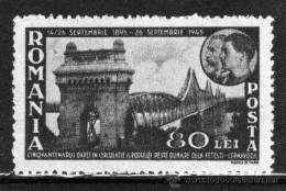 Serie Completa Romania Año 1945  Yvert Nr.871   Cernavoda    Nueva - Ungebraucht