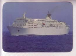 L´ESTEREL Ferry SNCM Entre La Corse & Le Continent   Marine Marin - Paquebots