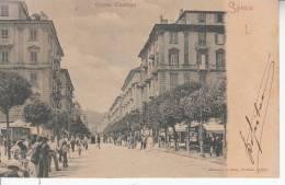 - LA SPEZIA -CORSO CAVOUR VG  BELLA FOTO D´EPOCA ORIGINALE 100% - La Spezia