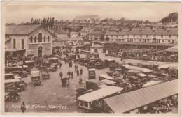 Newton Abbot Market. Unused Card. - Non Classificati