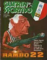 GUERIN SPORTIVO - N.18 (589)/1986 - POSTER JUVE - Sport