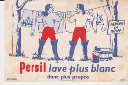 Buvard Persil - Limpieza