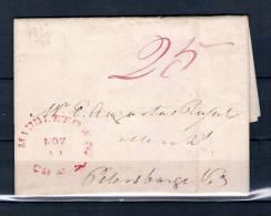 Voorloper Van Middletown Naar Petersburg 11/11/1821 (GA6679) - Grossbritannien
