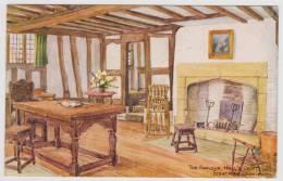 (RECTO / VERSO) THE PARLOUR HALL' S CROFT - STRATFORD UPON AVON - Stratford Upon Avon