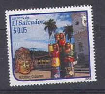 Salvador 2009 - 1 Stamp, MNH - American Indians