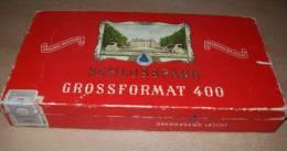 Old Tobacco Books - Schlosspark, Grossformat 400 - Books