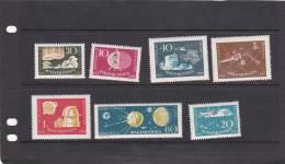 Hungary 1959 Geophisical Year  MNH - Hungary