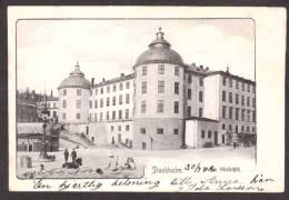 SN84) Stockholm - Svea Hofrätt - 1903 - Sweden
