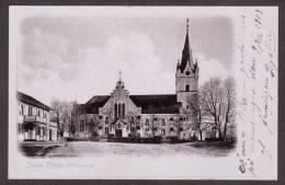 SN87) Sunne Kyrka (Wermland) - 1903 - Sweden