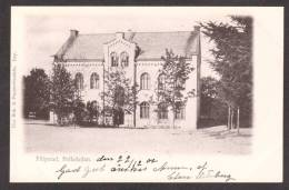 SN91) Filipstad - Folkkolan - 1902 - Sweden