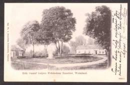 SN92) Wermland - Erik Gustaf Geijers Födelsehem Ransäter - 1902 - Sweden