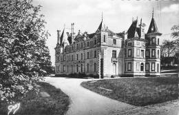 CP.  49.  BAUGE.  CHATEAU  DE  GRESILLON.  ESPERANTISTA  KULTURDOMO - France