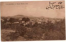28 - CPA - ENVIRONS DE HAMA SYRIE 1921 - Vue Générale De Hama Sud - Syrie
