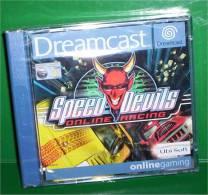 Jeu Sega - Dreamcast - SPEED DEVILS - Course De Voitures (Neuf Sous Blister) - Sega