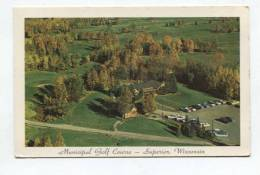 50048 -  U S A    Wiscousin    Municipal Golf Course - Unclassified