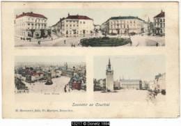 13217g GRAND'PLACE - ENTREE De La VILLE - Courtrai - Mosaïque - 1907 - Kortrijk