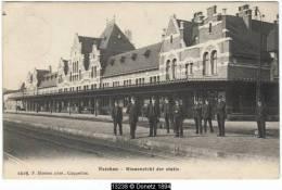 13238g STATION - Esschen - 1911 - Essen