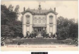 13469g CHATEAU GOELENS-LINTS à Meerbeke - Ninove