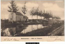 13524g HOTEL De L'Industrie - Stevensvennen - 1903 - Mol