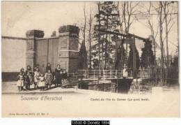 13530g PONT LEVIS - Castel De L'ile Du Demer - Aerschot - 1903 - Aarschot