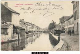 13626g Vieux REMPART - Termonde - 1903 - Dendermonde