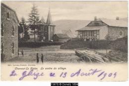 13678g Centre Du VILLAGE - Cheneux-La Gleize - 1904 - Stoumont