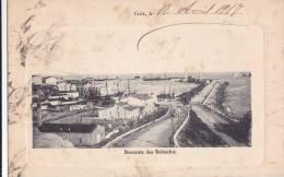 ¤¤  -   CETTE   -  Descente Des Bédouins En 1917   -   ¤¤ - Postales