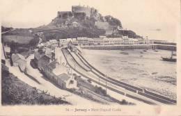 CPA - JERSEY - Mont Orgueil Castle - 51 - Jersey