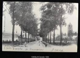 13809g STEENWEG BAELEN-MOLL - 1903 - Mol
