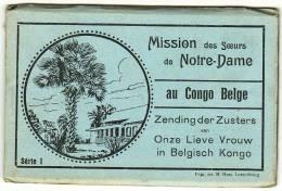Mission Des Soeurs De Notre-Dame Au Congo Belge - Zending Der Zusters Van Onze Lieve Vrouw In Belgisch Kongo - Belgian Congo - Other