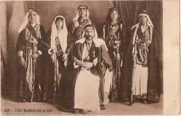 69 - CPA - ENVIRONS DE ALEP SYRIE - L' Emir Moudchem Avec Sa Suite - Syrie