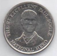 GIAMAICA 10 CENTS 1991 - Giamaica