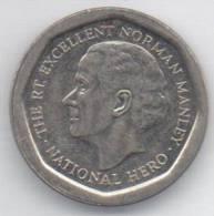 GIAMAICA 5 DOLLARS 1995 - Giamaica