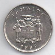 GIAMAICA 10 CENTS 1989 - Jamaica