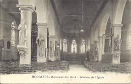 HOOGLEDE - Binnenste Der Kerk - Intérieur De L' Eglise - Hooglede