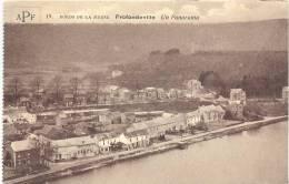 PROFONDEVILLE   BORDS DE LA MEUSE  PROFONDEVILLE UN PANORAMA    EDITION APF !!! - Profondeville