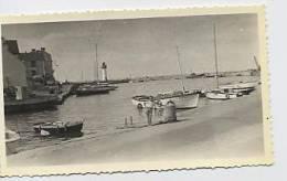 Photo 110mm X 65 Mm : Port Haligen ( QUIBERON ) 1959 - Lieux