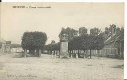02 - AISNE - SISSONE - Pompe Monumentale - Sissonne