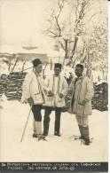 SOFIA, PAYSANS  DES ENVIRONS DE - 1930-  CARTE-PHOTO. SCAN R/V - Bulgaria