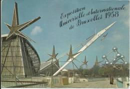 EXPOSITION UNIVERSELLE ET INTERNATIONALE DE BRUXELLES, 1958. SCAN R/V - Exposiciones Universales