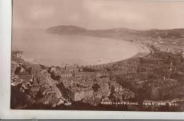 BR39938 LLandudno Town And Bay      2 Scans - Pays De Galles