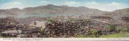 CPA - NAGASAKI CITY - Panorama - Carte Double - Cambodia