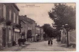 Puylaurens..animée..la Gendarmerie..avenue De Castres - Puylaurens